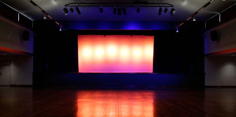 Broome Civic Centre Stage