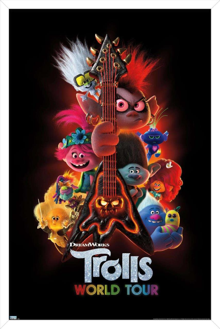 Trolls World Tour- Kids Movie day