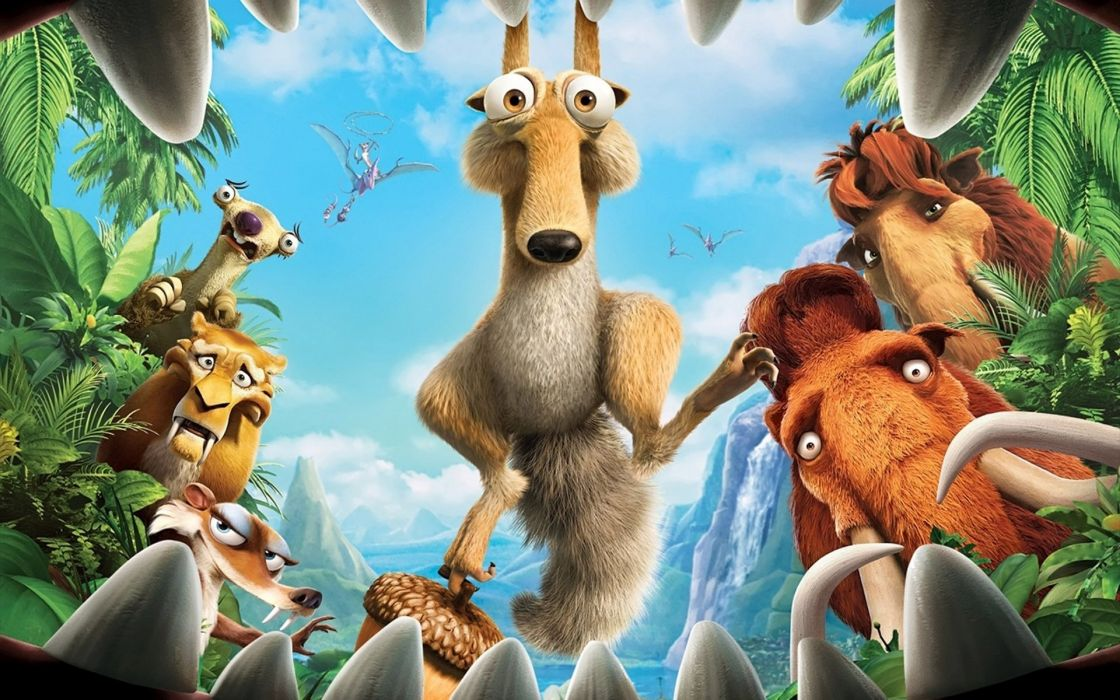 Kids Movie Day- Ice Age- Dawn of the Dinosaurs