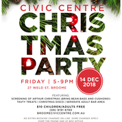 Civic Centre Christmas Party
